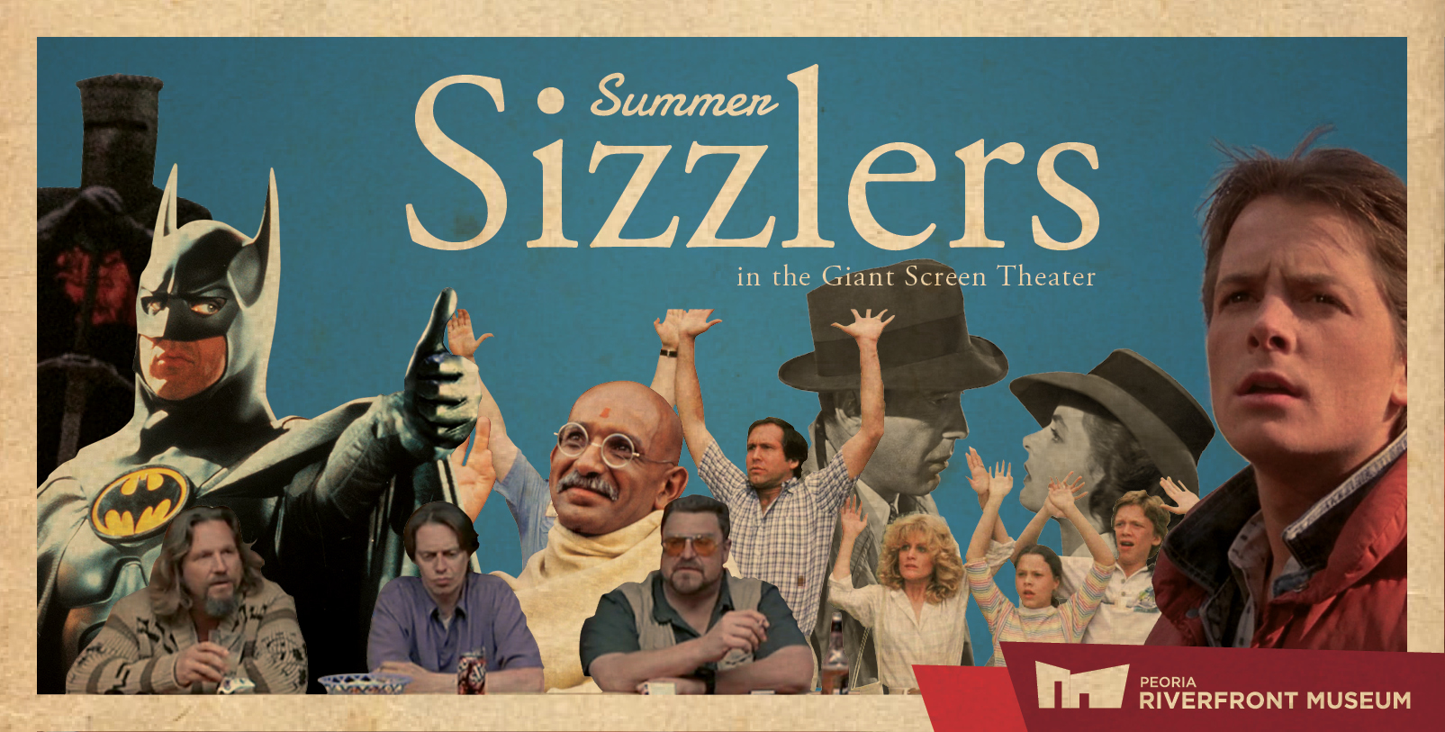 Summer Sizzlers Web Banner