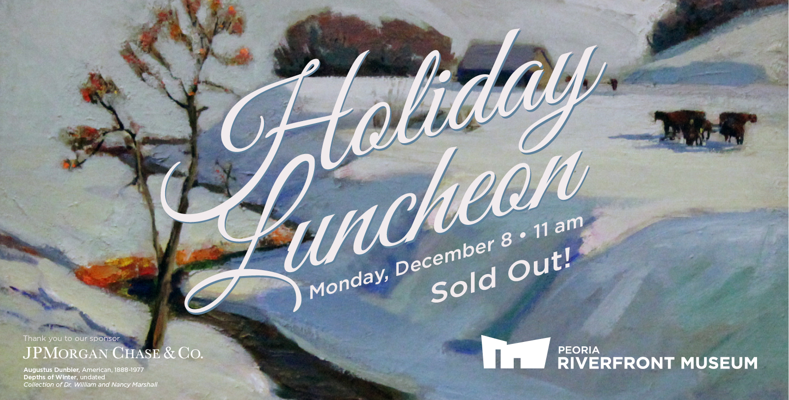 Holiday Luncheon Web Banner Soldout