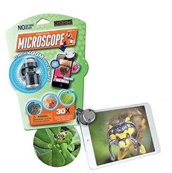 Mobile Device Microscope