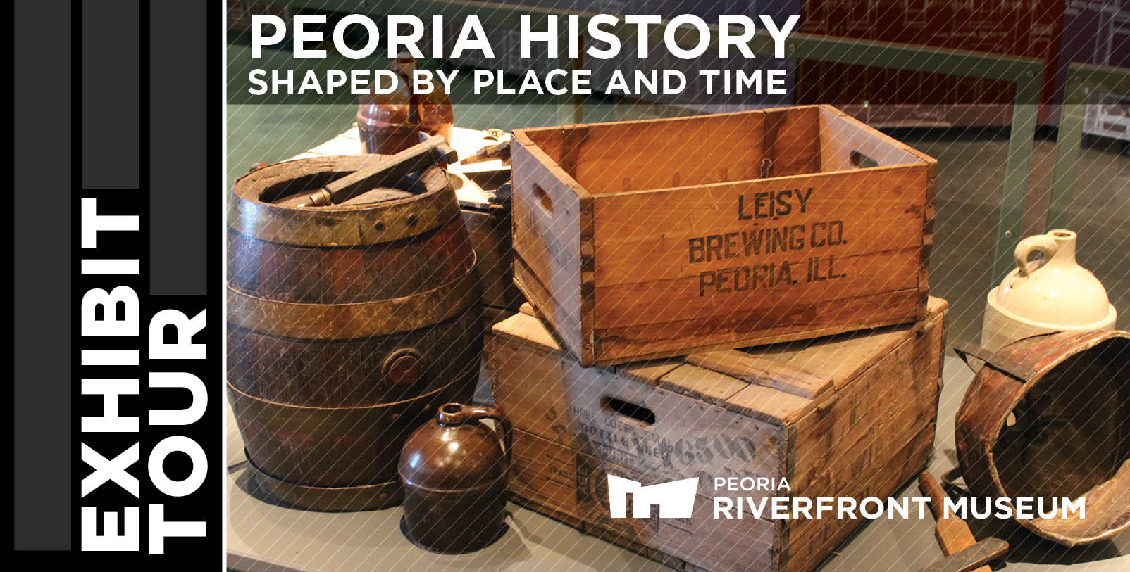Docent Tours Peoria History Web Banner