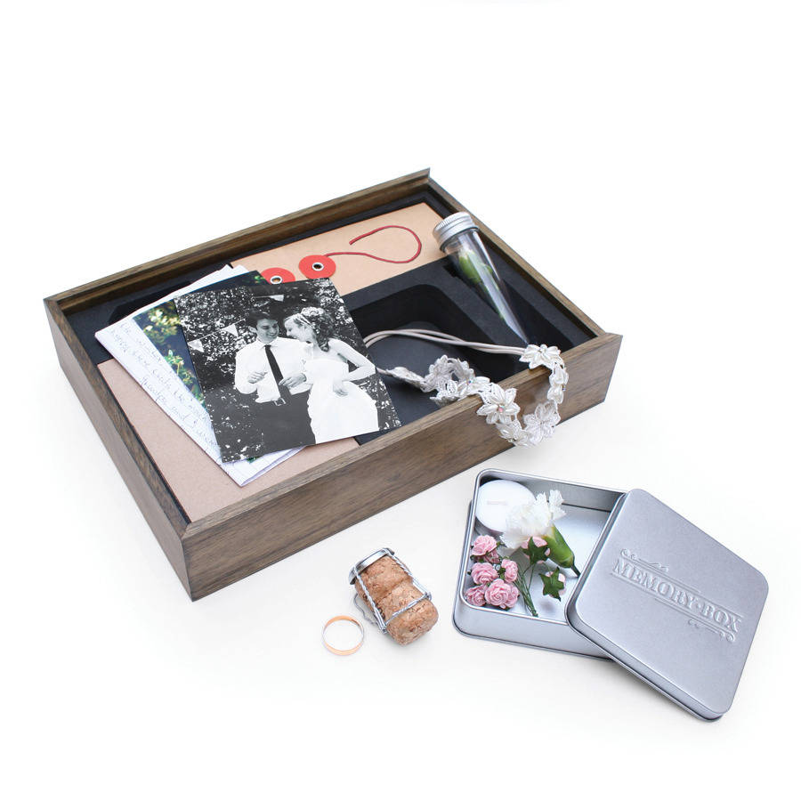 Original Keepsake Memory Box