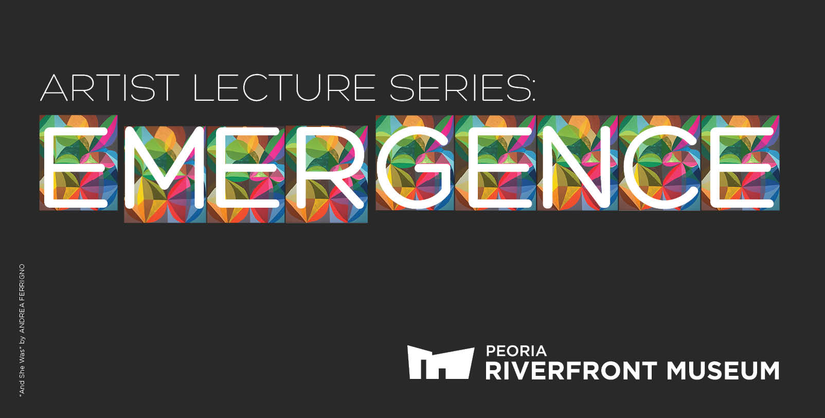 Emergence Artist Lecture Series