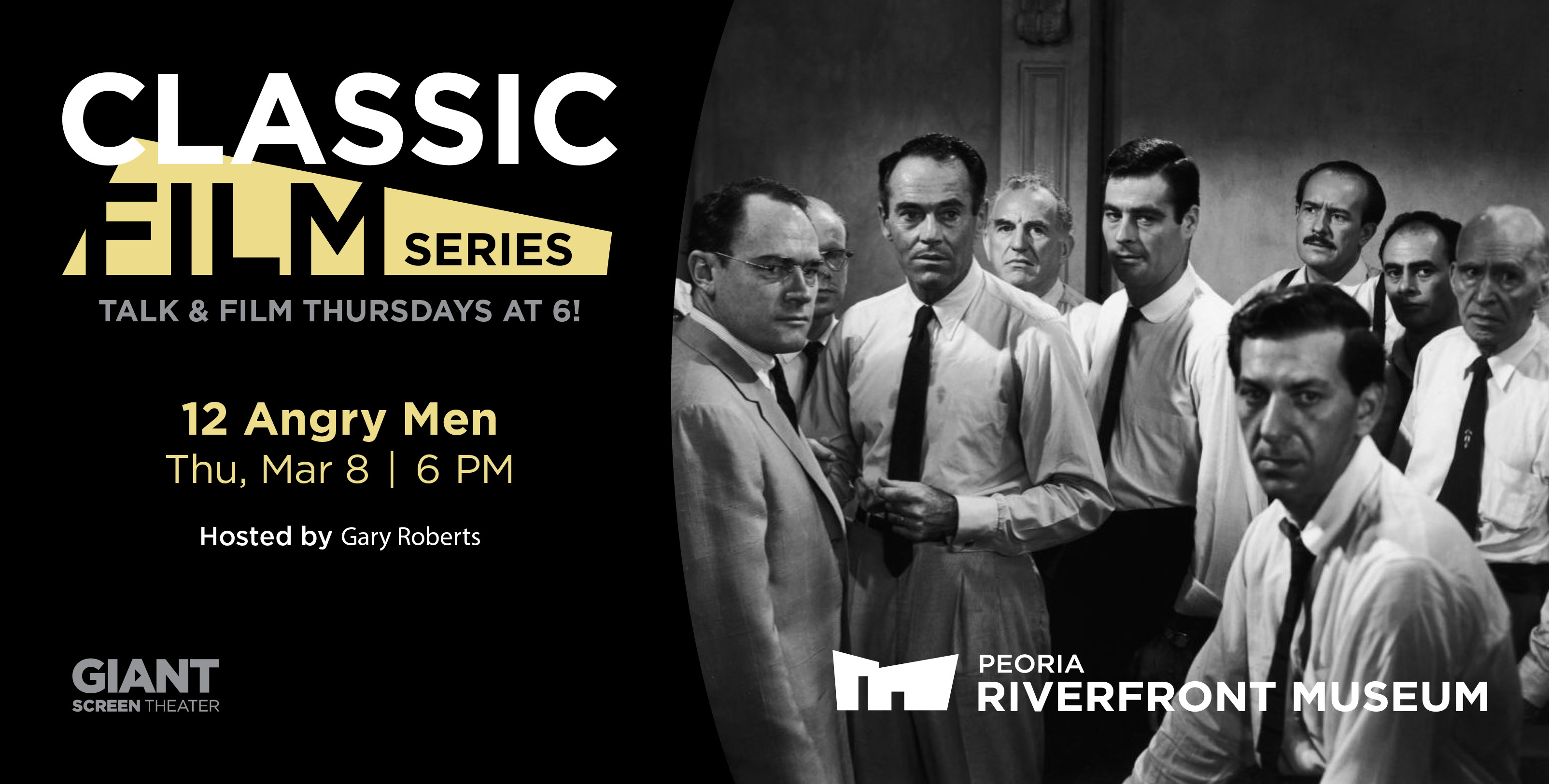 Gst 12 Angry Men Wb