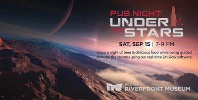 Programs Underthe Stars Pub Night Sept