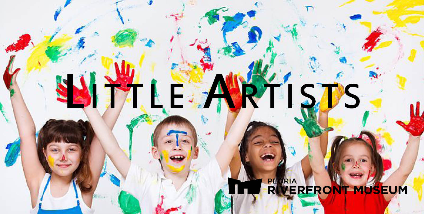 Little Artists Generic Web Banner