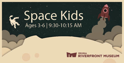 Space Kids Web Banner