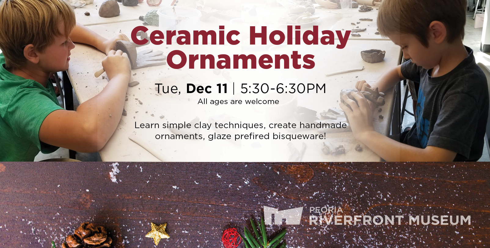 Programs Ceramic Holiday Ornam Rev2