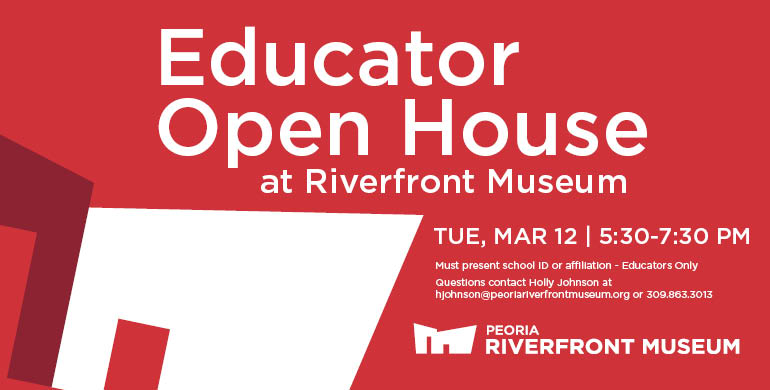 Educator Open House March19
