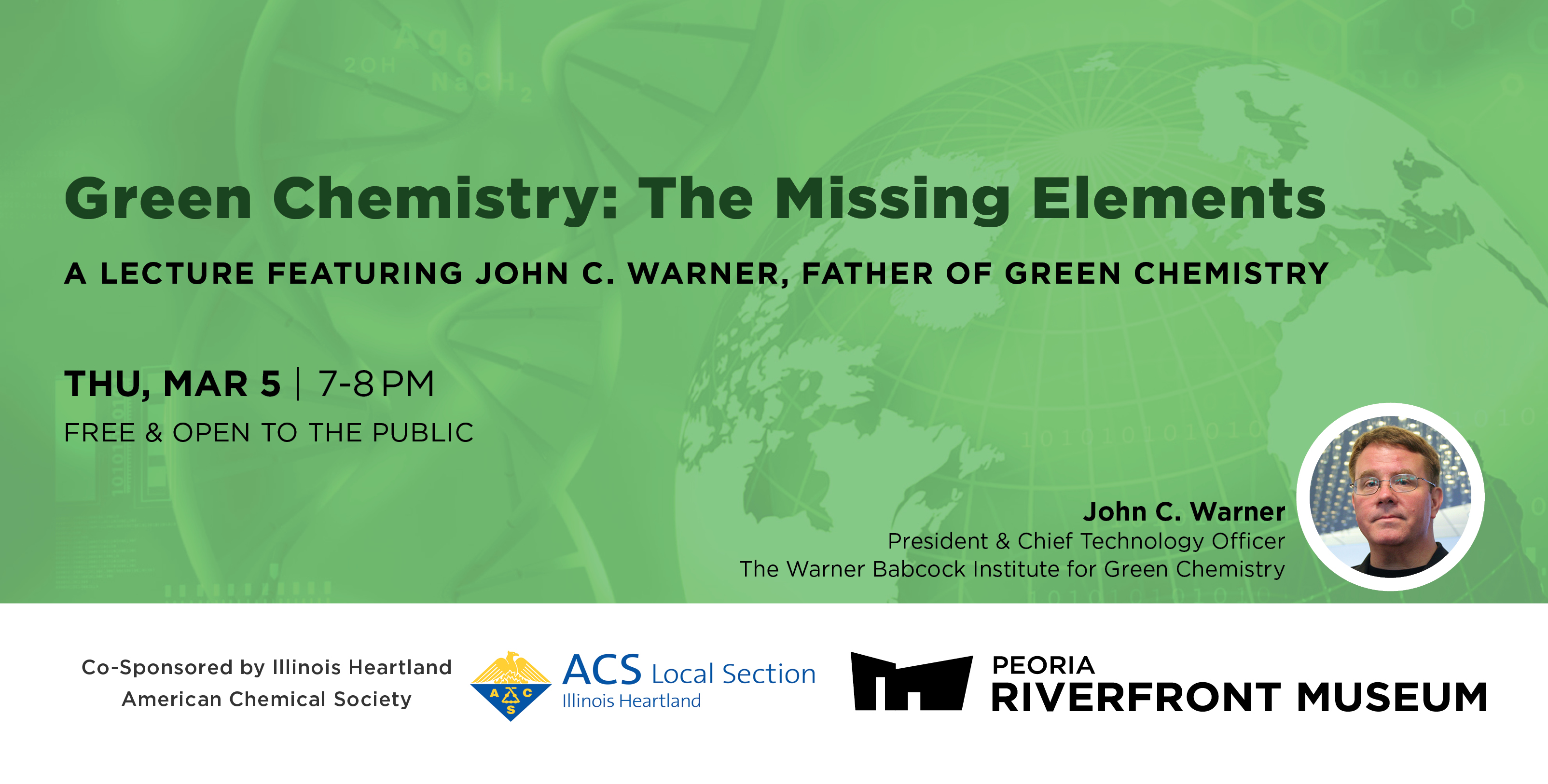 Program Green Chemistry Lecture