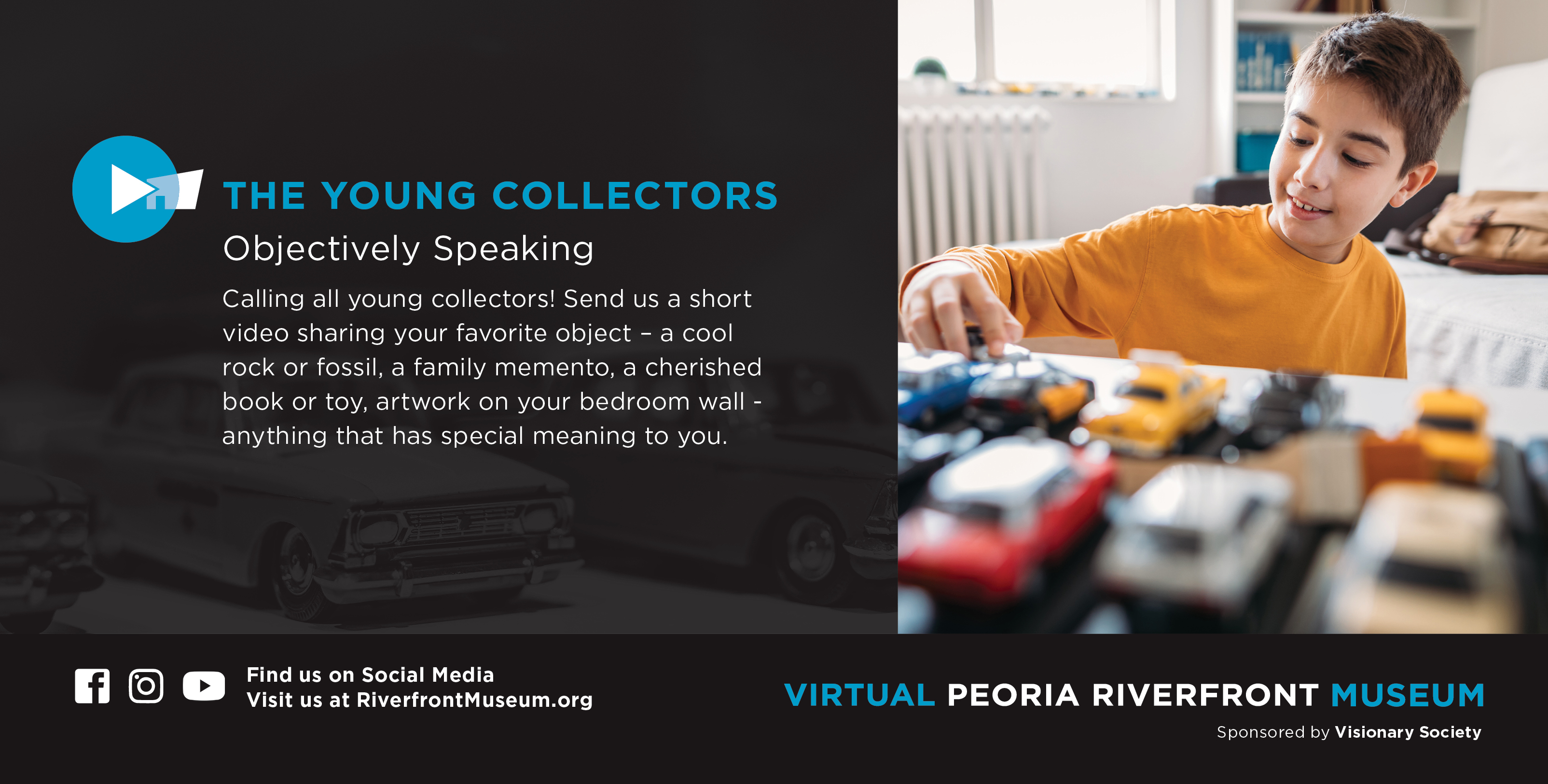 Vprm Young Collectors Boy