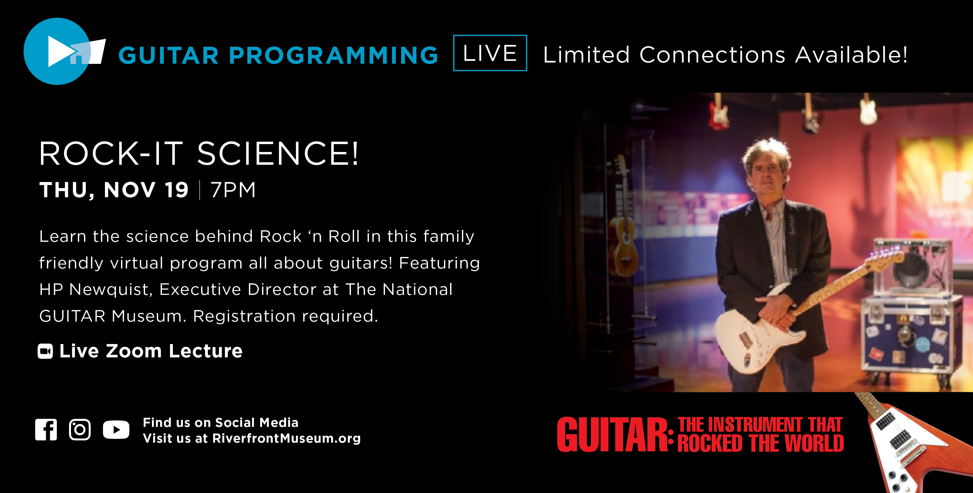 Exhibit Guitar Programs Rock It5