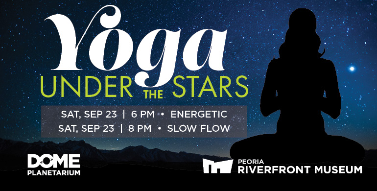 Image result for yoga under the stars peoria