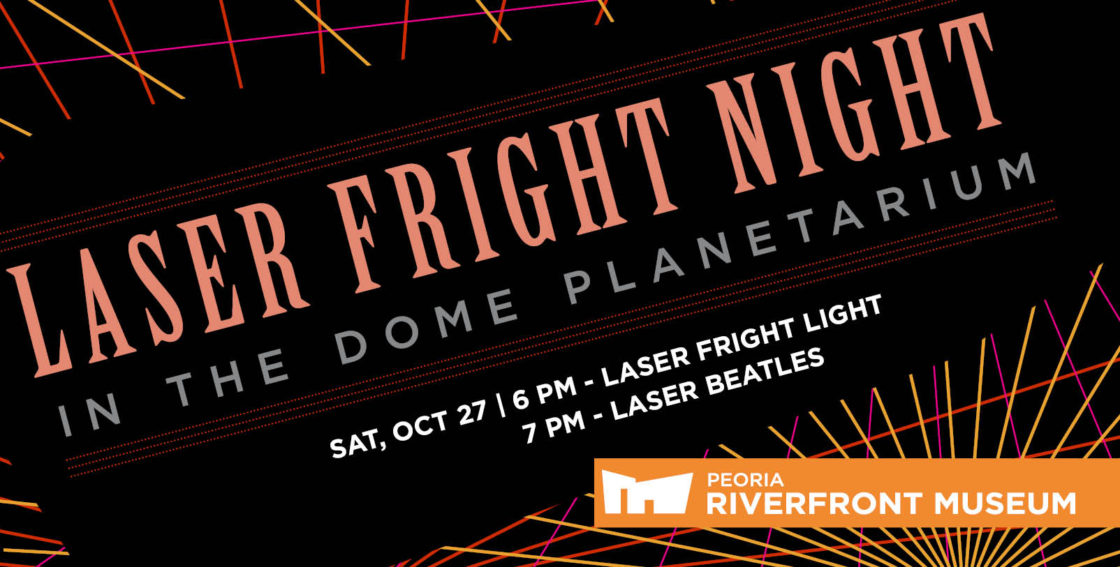 Laser Fright Night Web Banner