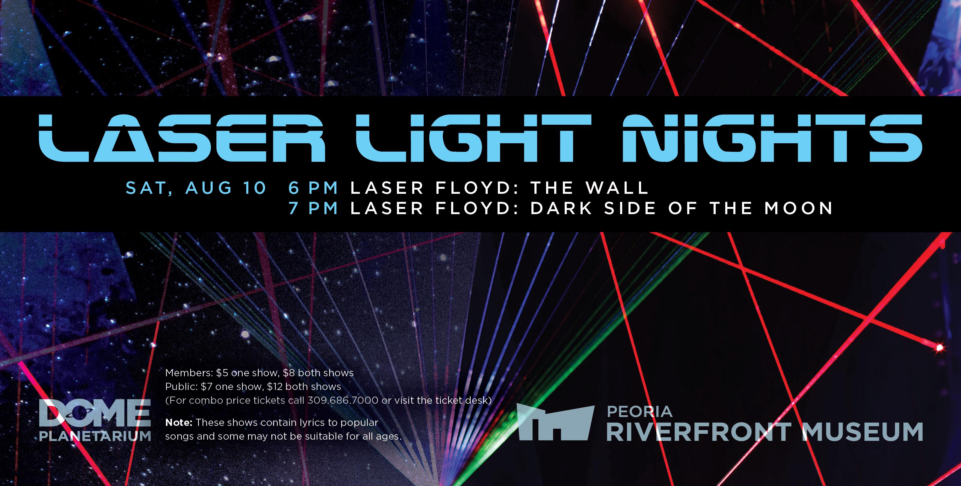 Laser Floyd